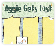 Aggie Gets Lost
